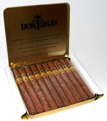 Don Tomas Coronitas - Tin of 10 Cigars
