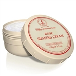 Taylor of Old Street Rose Shaving Cream 150g