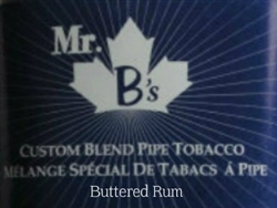 Mr. B's Smooth Sailing (Buttered Rum) 50g