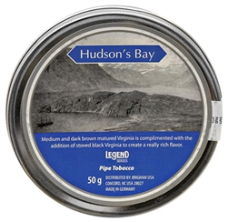 Brigham Pipe tobacco Legend Series Hudson's Bay