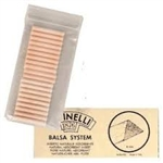 Savinelli Balsa Wood Filters 6mm - 20pk