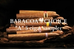 """A"" Sampler Baracoa's Choice"