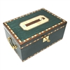 Cigar Star Blue Havana Humidor