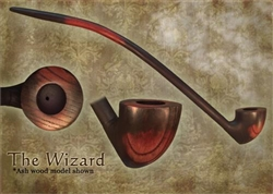 MacQueen Wizard Pipe