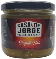 Stupid Hot Salsa