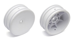 ASC9690 Buggy Front Wheel Hex White