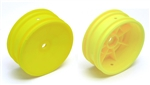 ASC9691 Buggy Front Wheel Hex Yellow