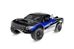 JCO0222 JConcepts Illuzion Hi Flow Short Course Truck Body CLEAR One Size Fits Most