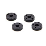 LOSA5074 Front  Rear Shock Pistons 3 and 4 Hole 4