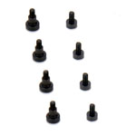 LOSB1725 2 x 6mm Shoulder and Hub Screws