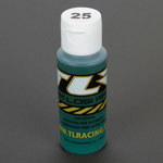 TLR74004 Silicone Shock Oil 25WT 2 oz