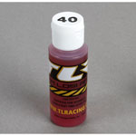 TLR74010 Silicone Shock Oil 40 Wt 2oz