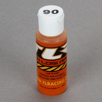 TLR74017 Silicone Shock Oil 90 Wt 2oz