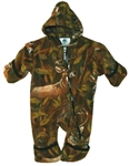 CF Camo Fleece Baby Jumper