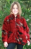 Red Horses Youth Fleece Jackets