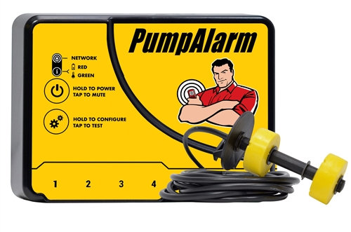 Cellular Sump Pump Alarm