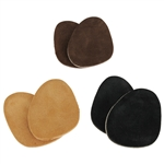 Suede Foot Cushion Halter - 1 pair