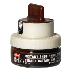 Emu Brillo Instant Shoe Shine Cream