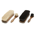 "Executive 6.75"" Shoe Shine Brush Kit"