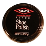Kelly's Professional Shoe Polish Tin