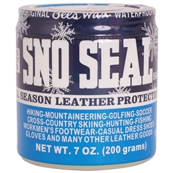 Sno-Seal Beeswax Waterproofing Leather Protector