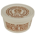 Snow-Proof Mink Oil Paste - 3 oz.