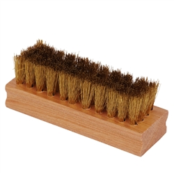 Suede Shoe Brush - Wire