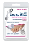 Visco Gel LittleToe Sleeves - Product P32