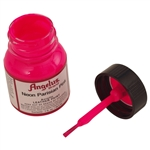 Angelus Neon Acrylic Leather Paint  1 oz