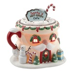 SANTA'S HOT COCOA CAFE