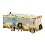 DEPARTMENT 56 SNOW VILLAGE COUSIN EDDIE'S RV