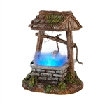 DEPARTMENT 56 HALLOWEEN VILLAGE HAUNTED WELL