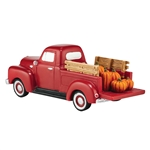 Department 56 Harvest Pickup Truck