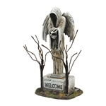 Department 56 Halloween Village Angel Of Death