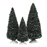 Department 56 Village Twinkling Lit Trees