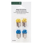 VILLAGE REPLACEMENT LIGHTNING BULBS