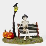 HALLOWEEN VILLAGE RESTING MY BONES