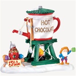 HOT CHOCOLATE TOWER
