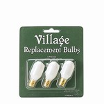 VILLAGE REPLACEMENT LIGHT BULB