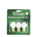 REPLACEMENT ROUND LIGHT BULBS