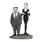 Addams Family Gomez and Morticia