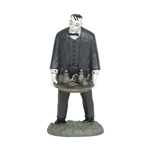 Department 56 Addams Family Lurch, The Butler