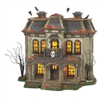 Department 56 Elvira's House