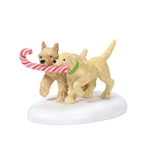 Department 56 Village Peppermint Pups