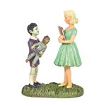 Department 56 Eddie & Marilyn Munster