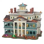 Department 56 Halloween Disneyland Haunted Mansion
