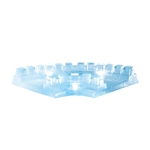 Department 56 Village Lite Ice Castle Road Curved