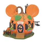 Disney Village Mickey's Pumpkintown House