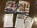 Village D-Tails 2 Binder Set for Department 56 Villages