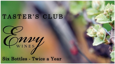 Envy Wines - Tasters Club